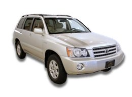For rent Jeep Toyota Highlander