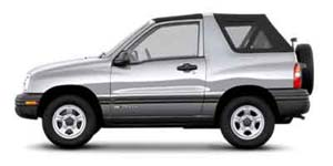 For rent Chevrolet Tracker