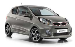 For rent Kia Picanto