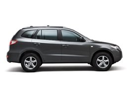 For rent Jeep Hyundai Santa Fe