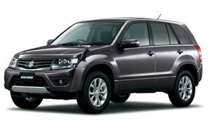 For rent Jeep Suzuki Grand Vitara XL-7